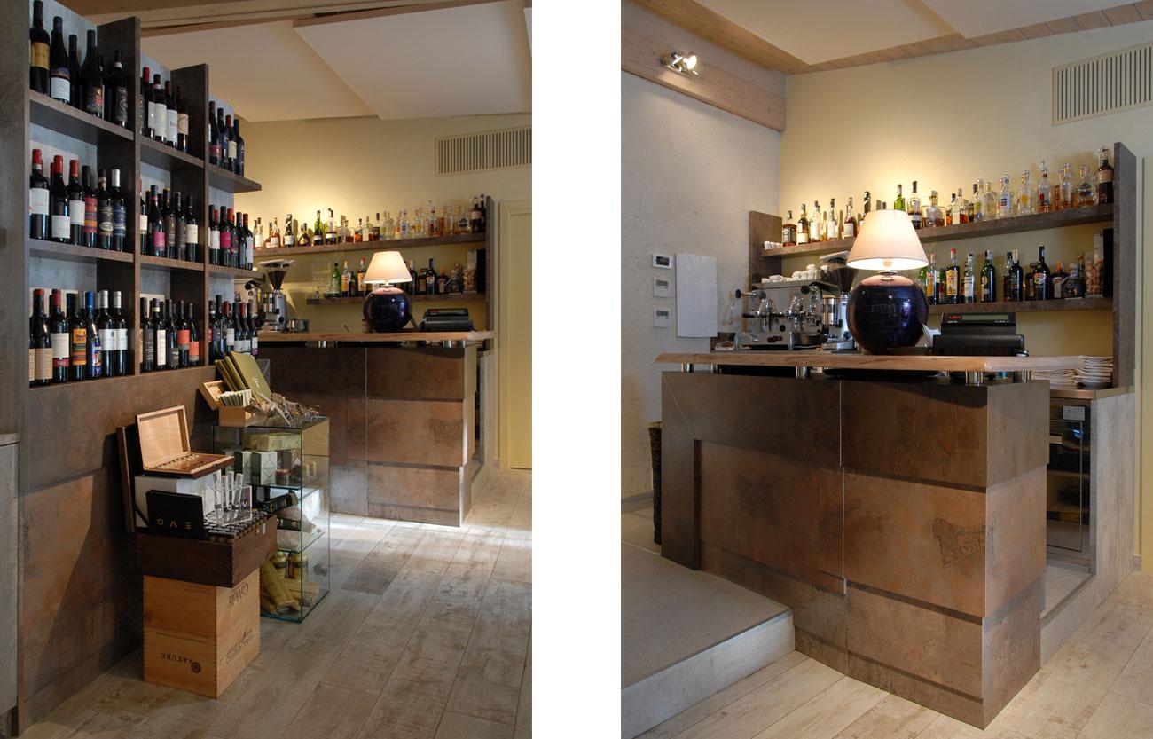 Arredo per pub crearredo falegnameria arredi in legno for Arredi in legno