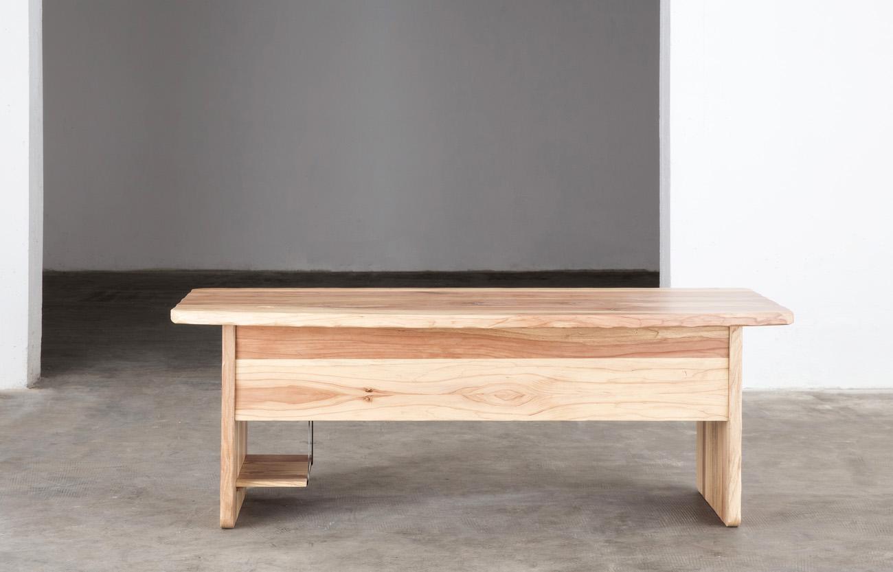 Scrivania Ufficio Legno Massello : Crearredo falegnameria scrivania da ufficio su misura