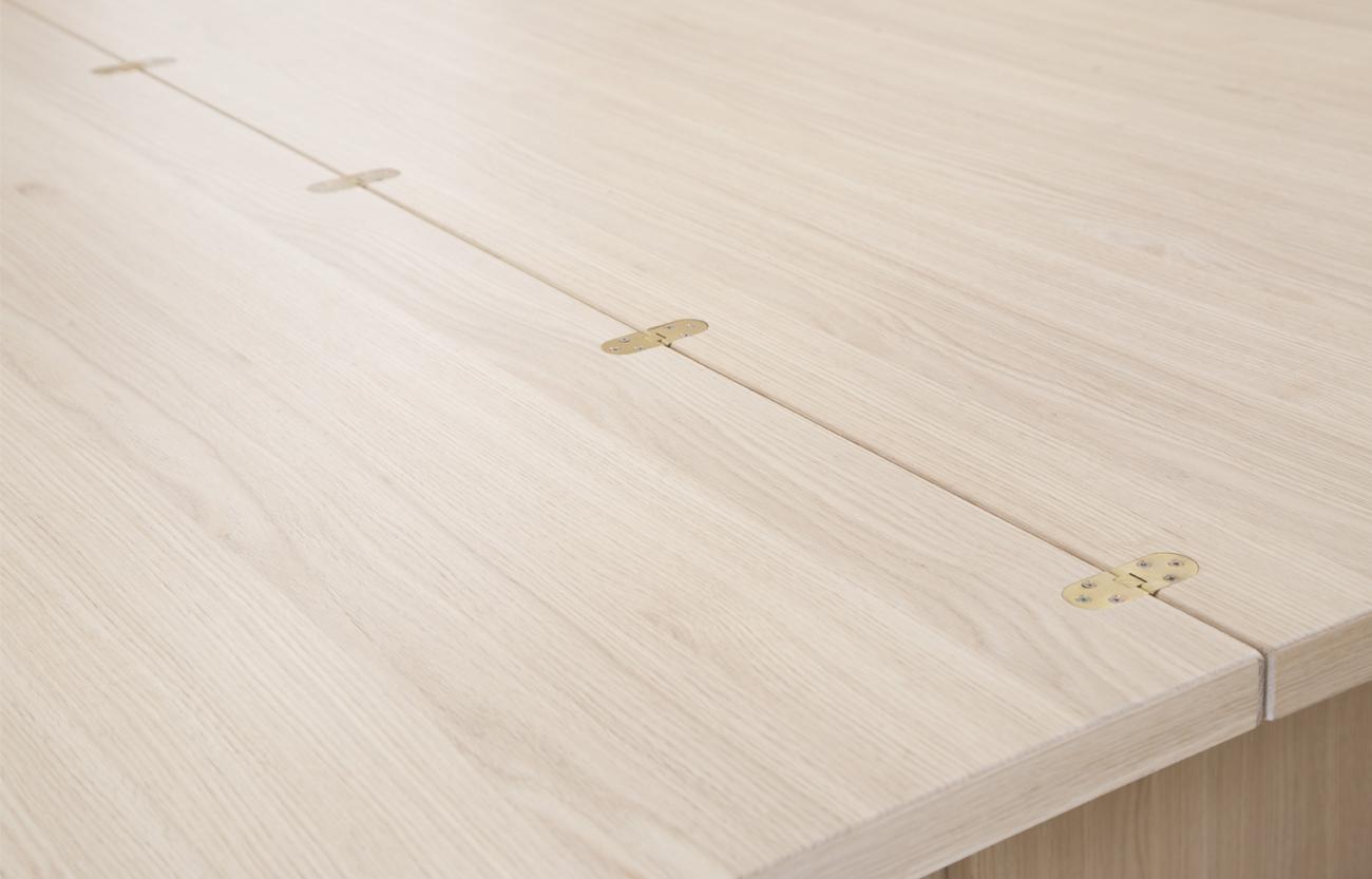 tavolo in rovere su misura